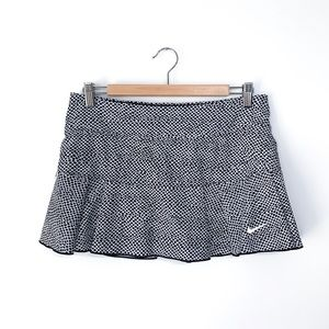 Nike Dri Fit Mini Ruffle Skirt